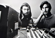 Steve Jobs ve Wozniak