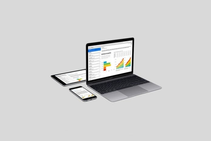 MacBook & iPad
