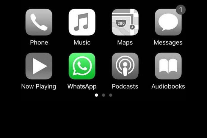 Whatsapp CarPlay Desteği