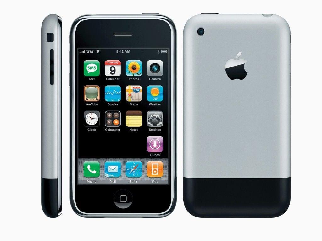 İlk iPhone