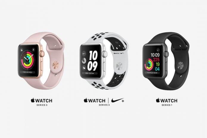 Apple Watch Zirvede