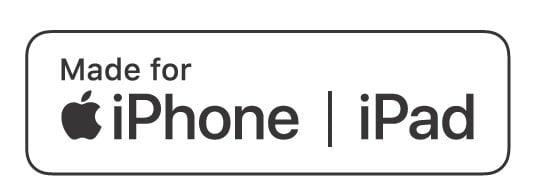 Yeni MFI Logo iPhone, iPad