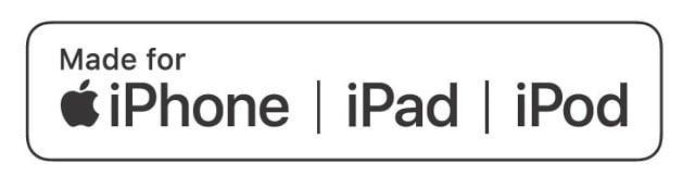 Yeni MFI Logo iPhone, iPad, iPod