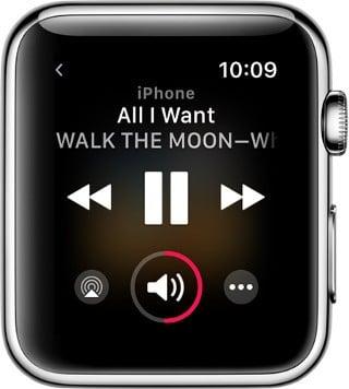 iPhone'unuzdaki müzikleri kontrol etme