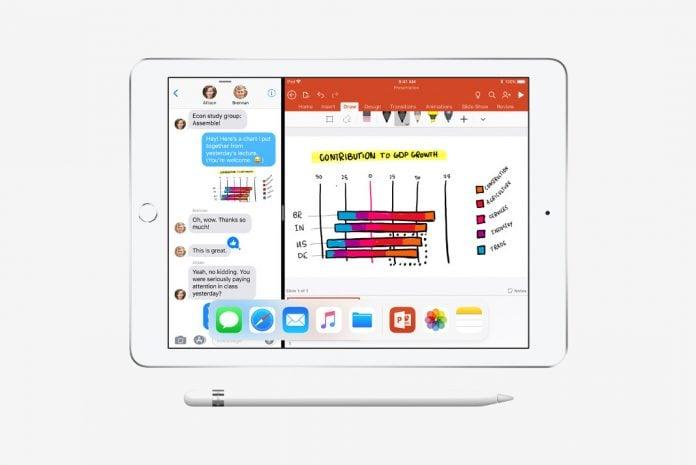 Yeni iPad - 2018