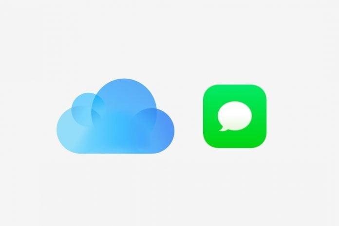 iCloud & Mesajlar
