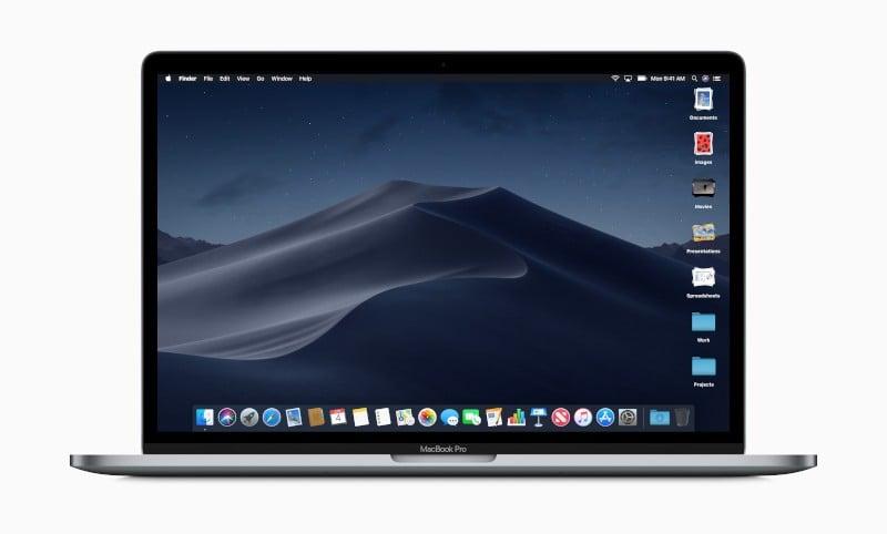 macOS Mojave - Finder