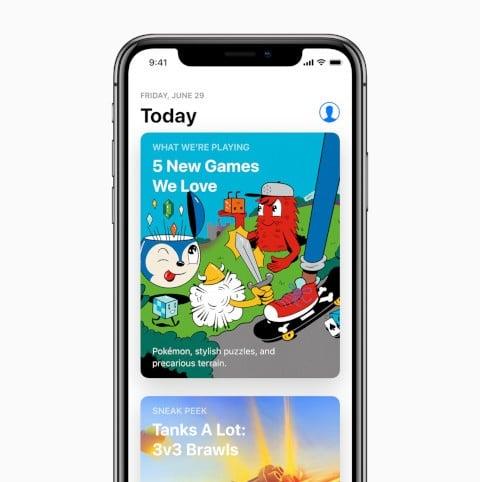 App Store 10 yaşında