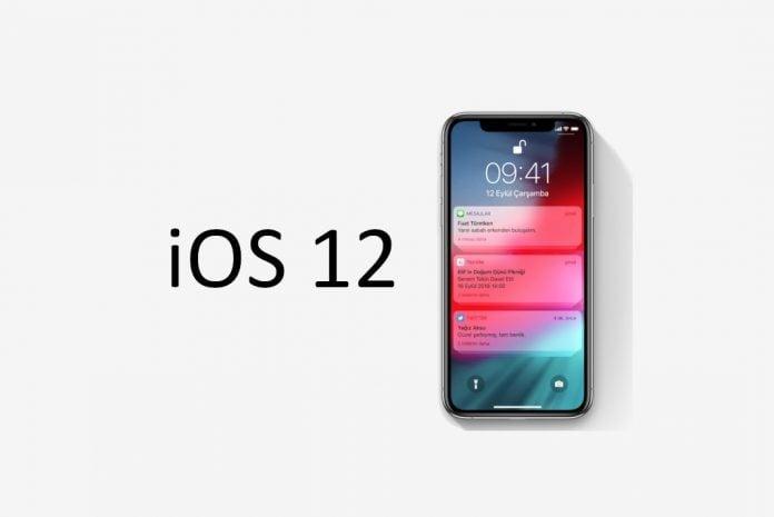 iOS 12 ile Uyumlu Cihazlar