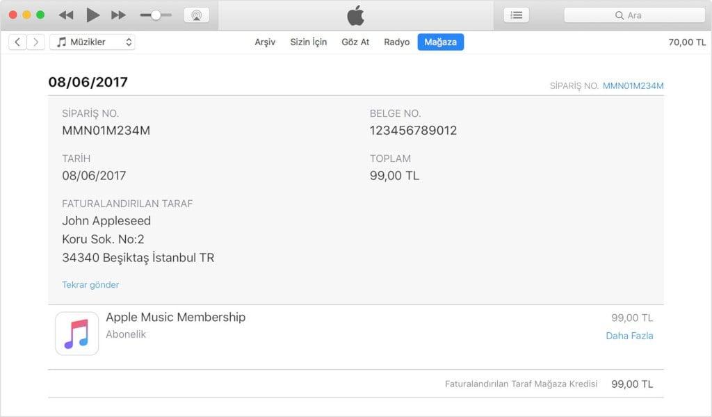 iTunes Ekran Görüntüsü - 3