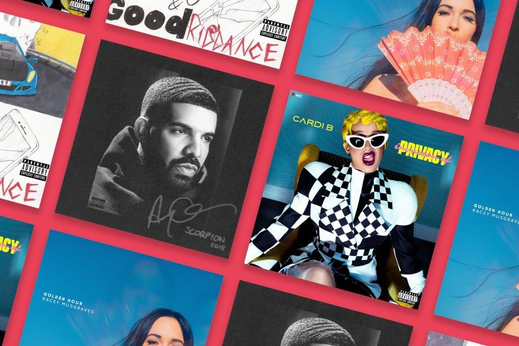 2018 En iyi müzikler