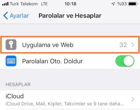 iOS 12 ile zayıf, yeniden kullanılmış parolalarınızı kolayca bulun ve değiştirin