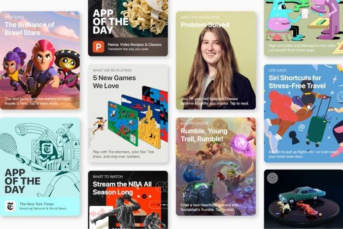 App Store yılı rekor ile kapadı