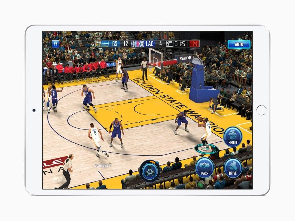 iPad Air NBA2K