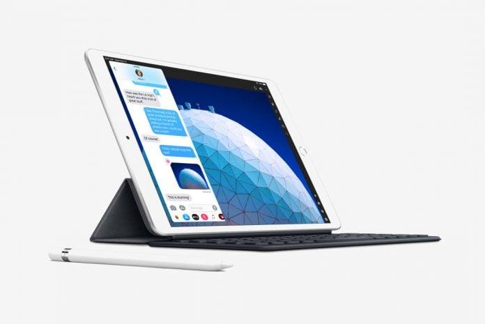 Yeni iPad Air