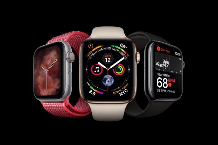Satılan iki akıllı saatten biri Apple Watch
