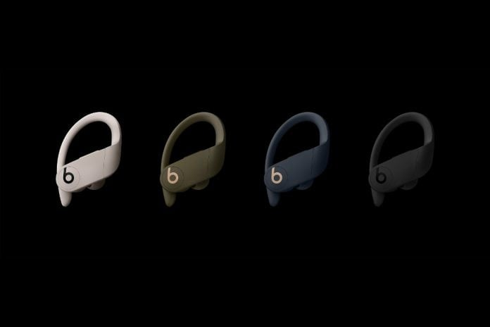 AirPods'un sportif alternatifi Powerbeats Pro tanıtıldı