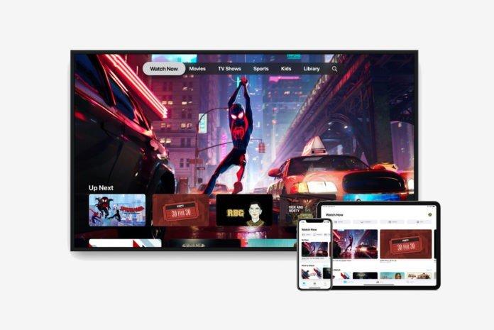 Yeni Apple TV uygulaması