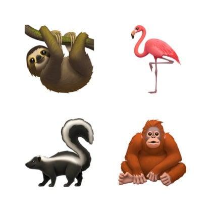 Yeni emoji karakterleri geliyor