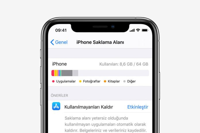 iPhone Diğer saklama alanı nedir ve nasıl silinir?
