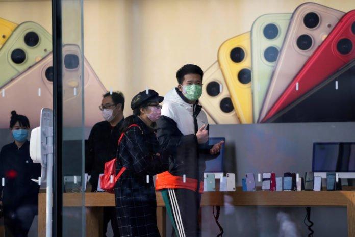 Koronavirüs salgını iPhone üretimini vurdu!
