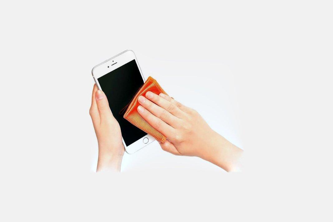 Koronavirüse karşı iPhone ekranlarınızı dezenfektan ile temizleyebilirsiniz!