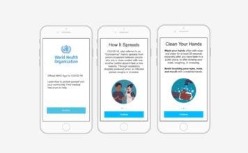 Dünya Sağlık Örgütü COVID-19 uygulaması hazırlıyor