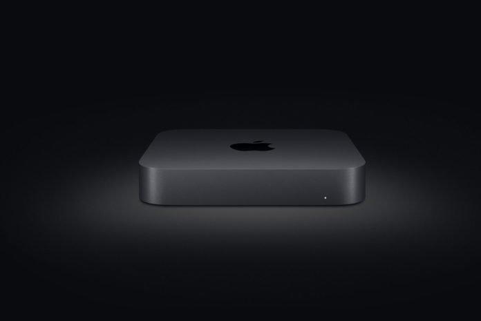 Mac mini de yenilendi