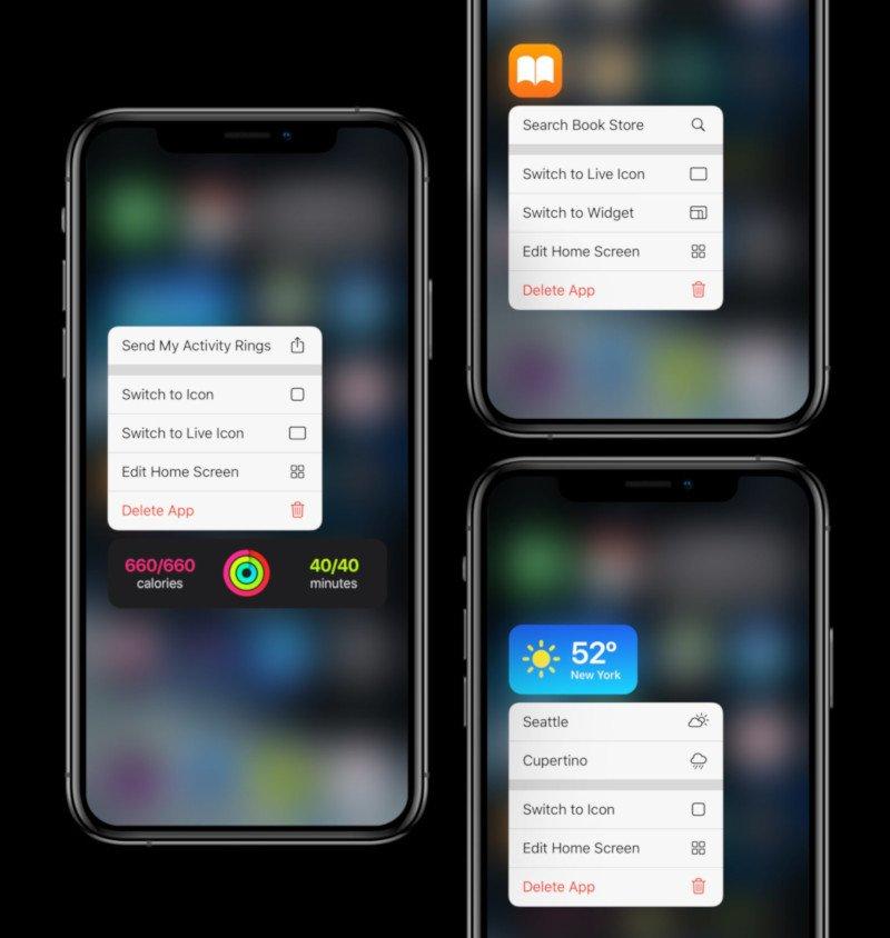 iOS 14 ana ekran widget'ları nasıl görünecek?