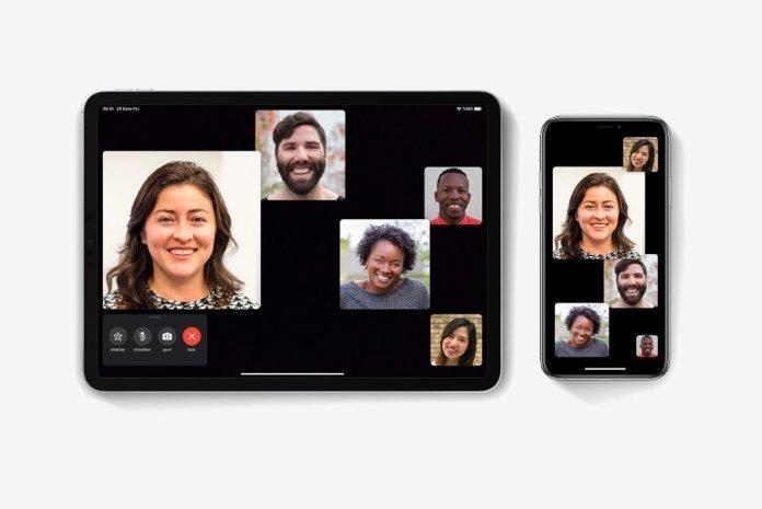 iOS 13.5 Grup FaceTime çağrılarında otomatik yakınlaştırmayı kapatmanıza izin verecek