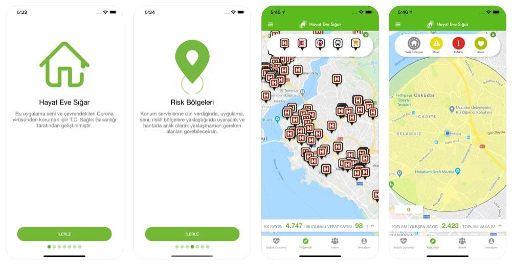 Hayat Eve Sığar uygulaması App Store'da!