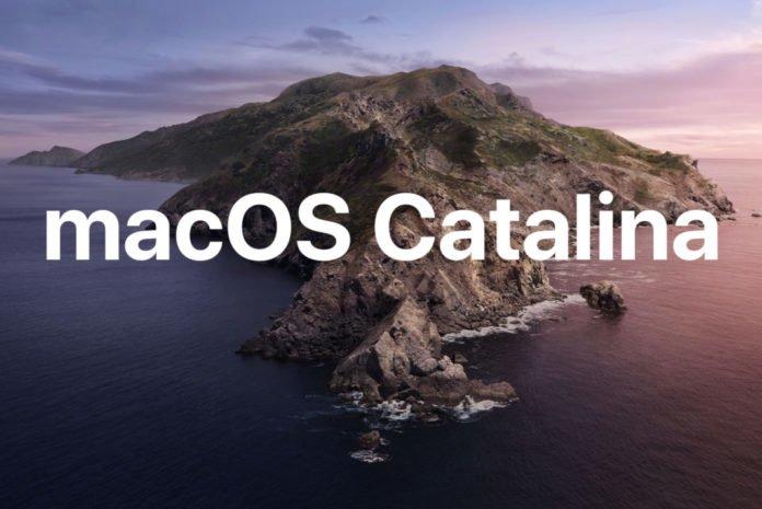 macOS 10.15.4 ek güncelleme