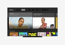 Apple Music uygulaması Samsung akıllı TV'lerde