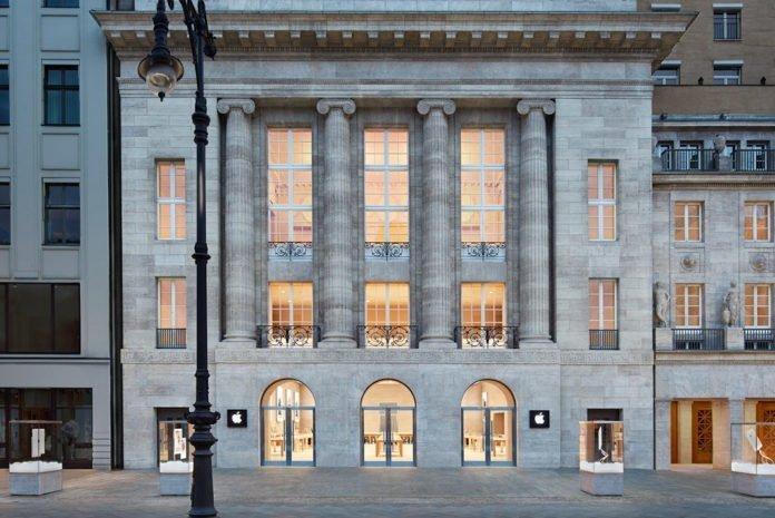 Almanya'daki Apple Store'lar 11 Mayıs'ta yeniden açılacak