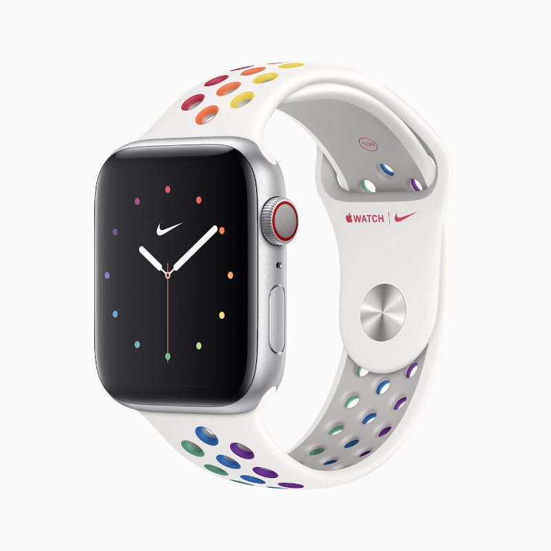 Yeni Apple Watch Nike Pride Edition Spor Kordon