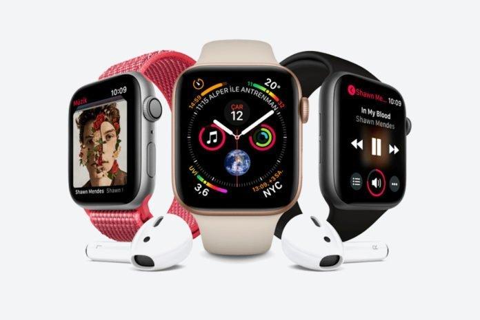 Giyilebilir cihaz pazarının lideri yine Apple!