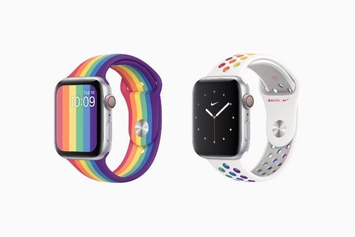 Apple Watch için iki yeni Pride Edition Spor Kordon satışa çıktı