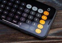 iPhone Hesap Makinesi için bilmeniz gereken 5 ipucu