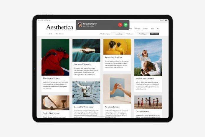 iPadOS 14, iPad için özel olarak tasarlanmış yeni özellikler sunuyor