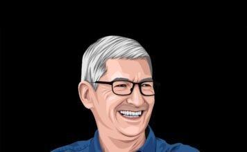 Apple CEO'su Tim Cook artık bir milyarder