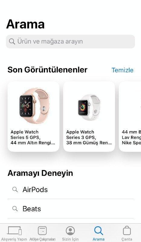 Apple Store Uygulaması 10. Yıl