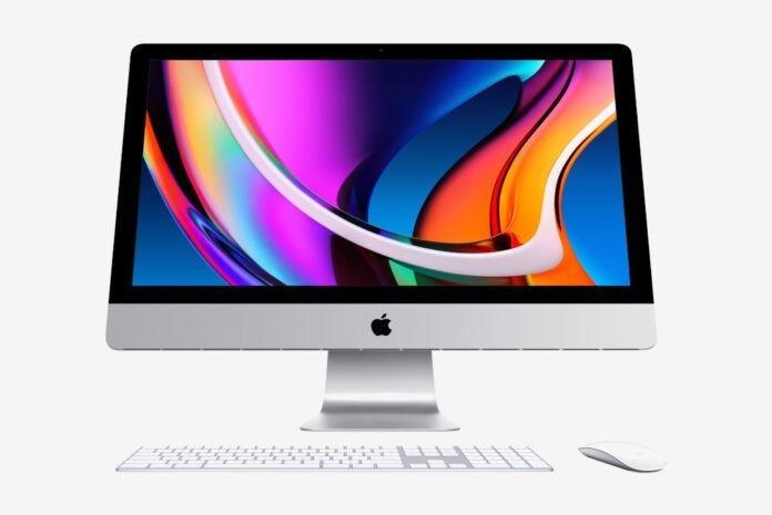 Apple 27 inç iMac'i 10. nesil Intel CPU'lar, T2 çip ve 1080p web kamerası ile güncelledi