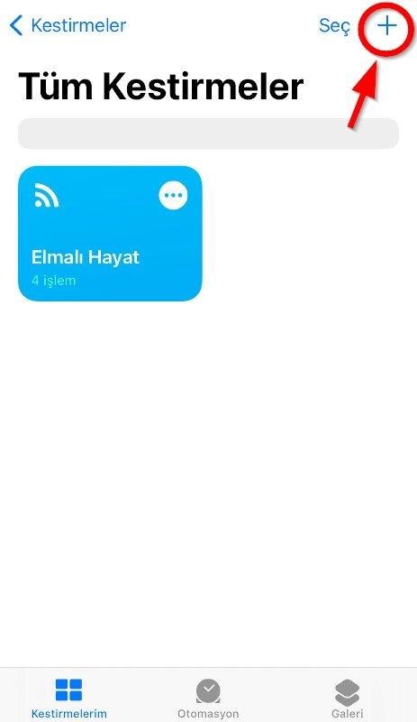 iOS 14 Estetik Ana Ekran - 1