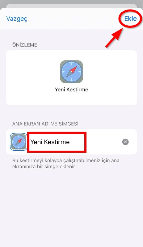 iOS 14 Estetik Ana Ekran - 10