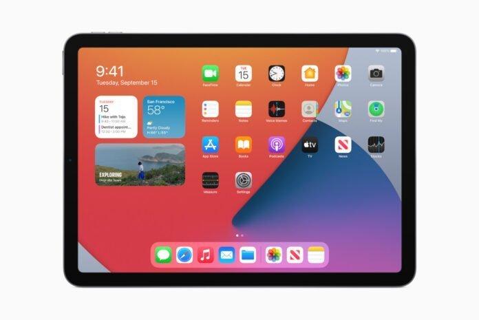 Tam ekran tasarıma sahip yeni iPad Air tanıtıldı