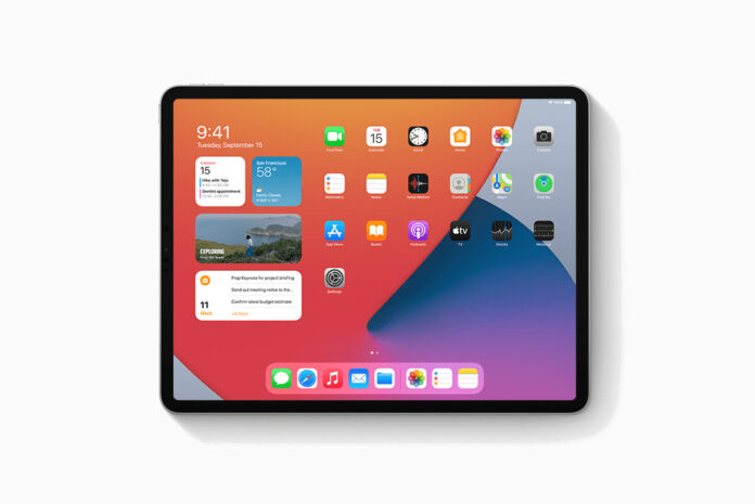 iPadOS 14 yeni widget'lar, Apple Pencil geliştirmeleri ve daha fazlasıyla kullanıma sunuldu