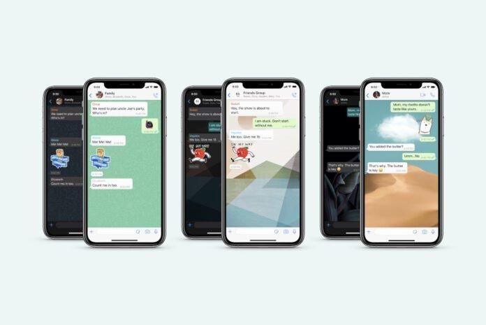 WhatsApp'a sohbete özel duvar kağıdı ayarlama özelliği geldi