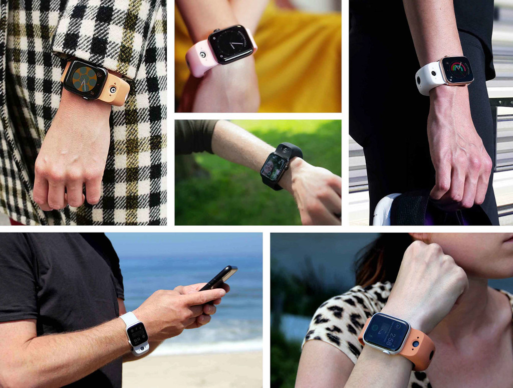 Wristcam: Apple Watch kamerası