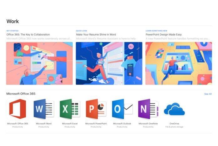 Microsoft 365 Mac uygulamalarına M1 desteği geldi