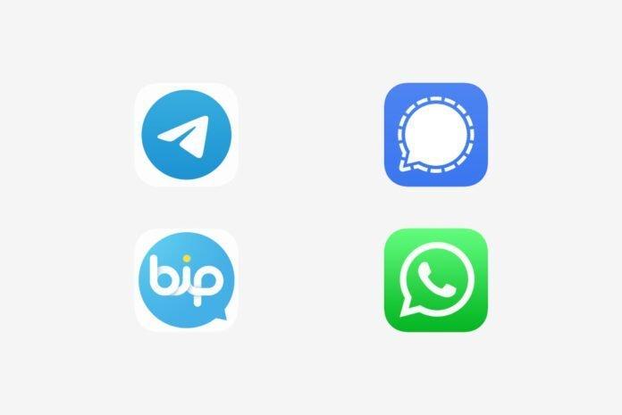 Telegram, BiP, Signal ve WhatsApp hangi verilerinizi topluyor?